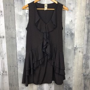 Needle & Thread V-Neck Tunic Dress